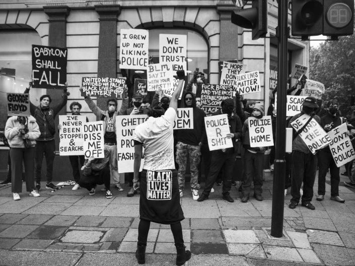 Bun Dem – Black Lives Matter Protest