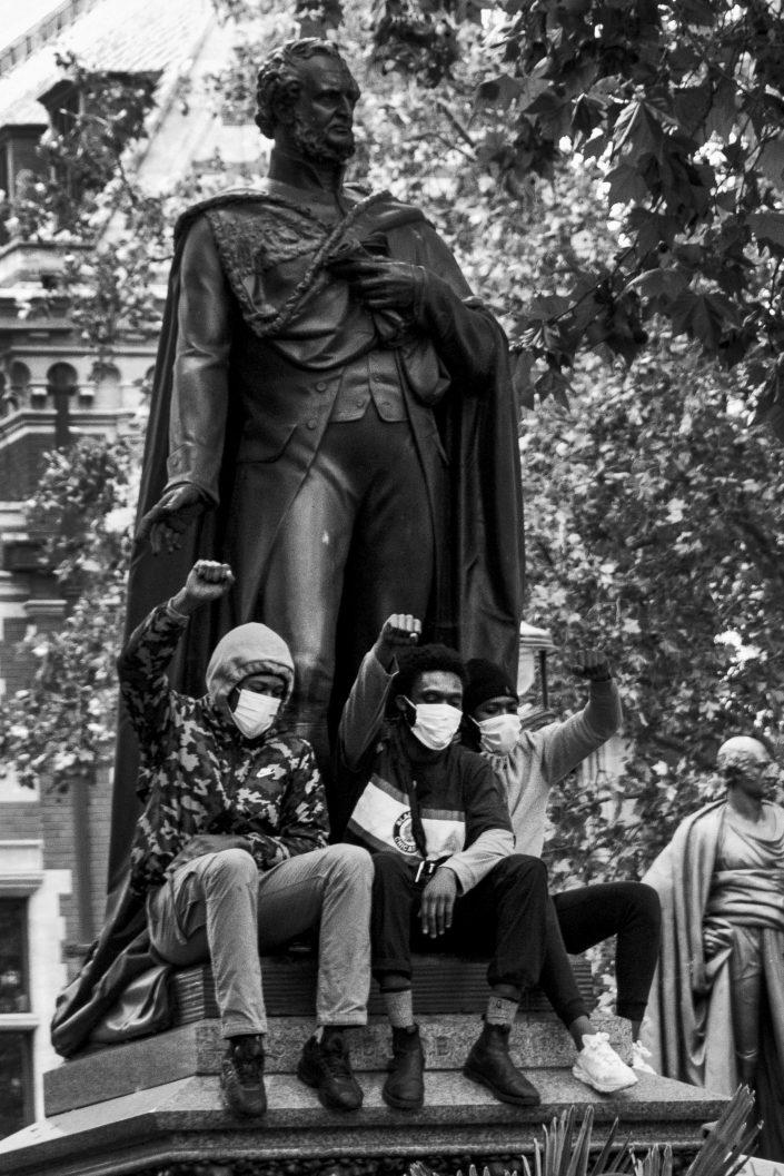 Statue - BLM
