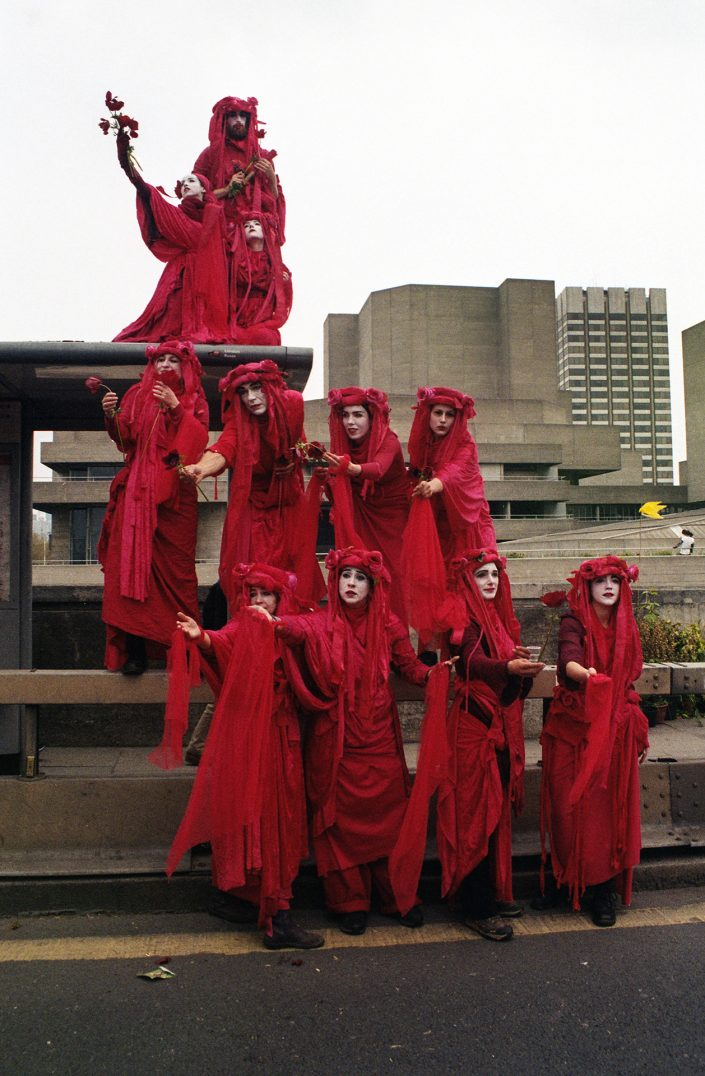 xr red blood people