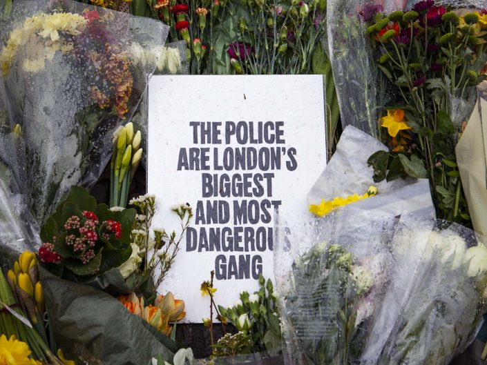 police are london's most dangerous gang